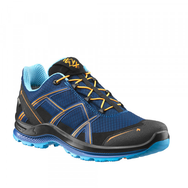HAIX Black Eagle Adventure 2.1 GTX low navy-orange