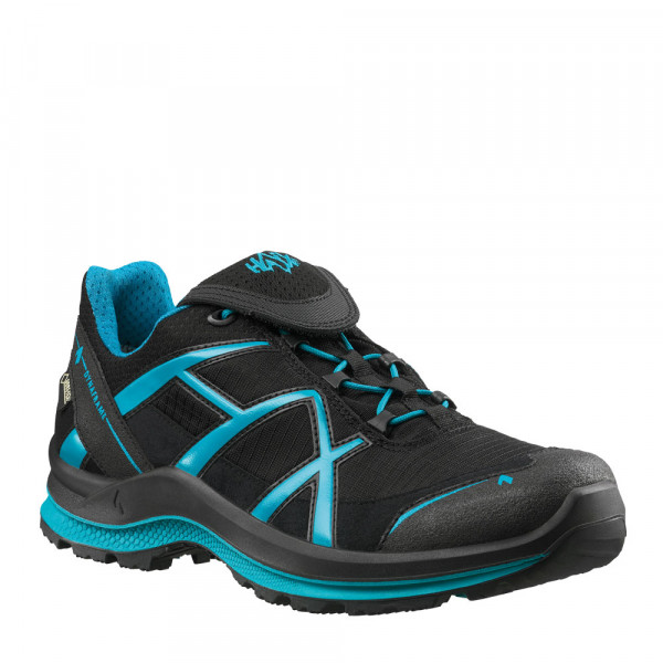 HAIX Black Eagle Adventure 2.0 GTX Ws low/black-smaragd