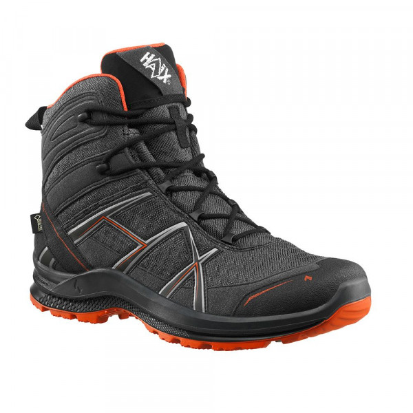 HAIX Black Eagle Adventure 2.2 GTX mid/graphite-orange