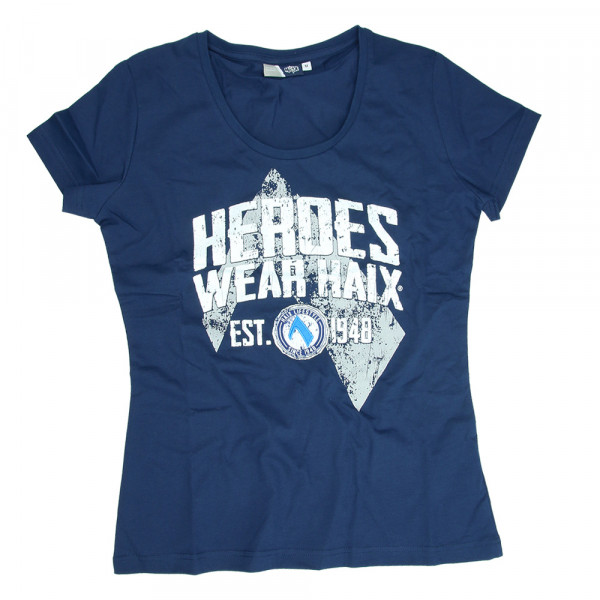 HAIX Hero Shirt Ladies blue