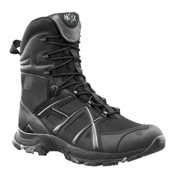 HAIX Black Eagle Athletic 11 high Sidezipper