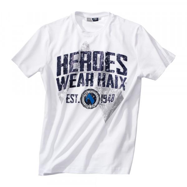 HAIX Seasonal Shirt 2015 white