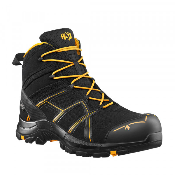 HAIX Black Eagle Safety 40 Mid black/orange